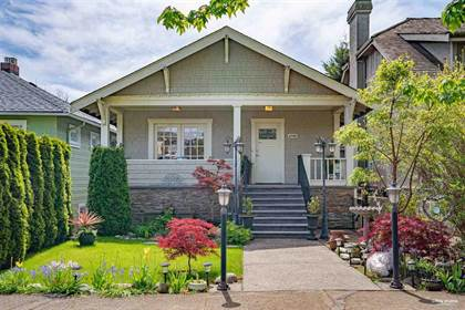 Single Family for sale in 2706 W 42ND AVENUE, Vancouver, British Columbia, V6N3G5