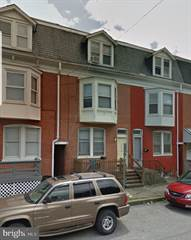 Townhouse for sale in 124 W JACKSON STREET, York, PA, 17403