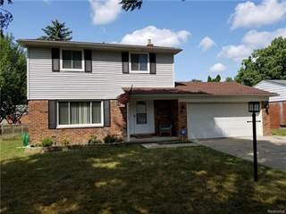 Single Family for sale in 14193 HUBBELL Street, Livonia, MI, 48154