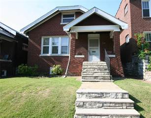 Single Family for sale in 5226 Itaska Street, Saint Louis, MO, 63109