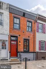 Townhouse for sale in 2331 MERCER STREET, Philadelphia, PA, 19125