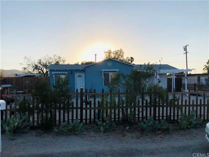 Residential Property for sale in 6616 El Rey Avenue, Twentynine Palms, CA, 92277