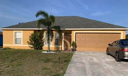 Residential Property for sale in 3673 SW Savona Boulevard SW, Port St. Lucie, FL, 34953