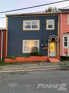 Residential Property for sale in 47 Alexander Street, St. John's, Newfoundland and Labrador, A1E 2T8