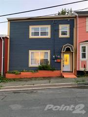 Townhouse for sale in 47 Alexander Street, St. John's, Newfoundland and Labrador, A1E 2T8