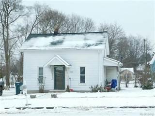 Single Family for sale in 124 N 2ND Street, Fowlerville, MI, 48836