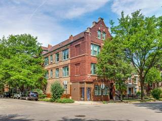 Condo for sale in 2328 North OAKLEY Avenue 1W, Chicago, IL, 60647