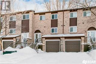 Condo for sale in 50 -ADELAIDE Street, Barrie, Ontario, L4N3T5