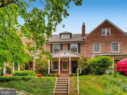 Residential for sale in 3424 UNIVERSITY PL, Baltimore City, MD, 21218