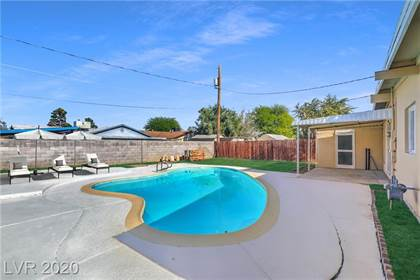 Residential Property for sale in 3329 Marionette Avenue, Las Vegas, NV, 89101