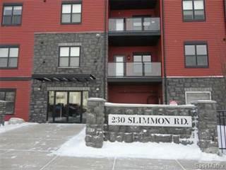 Condo for sale in #207 - 230 Slimmon Road, Saskatoon, Saskatchewan