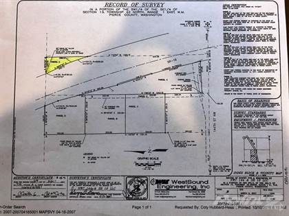 Lot/Land for sale in St Rd 16 Hwy E , Gig Harbor, WA, 98332