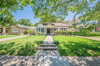 Residential Property for sale in 208 N Rosemont Avenue, Dallas, TX, 75208