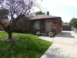 Single Family for sale in 15993 HARRISON Street, Livonia, MI, 48154