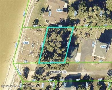 Lots And Land for sale in 00 Pandora Drive, Pine Island, FL, 34607