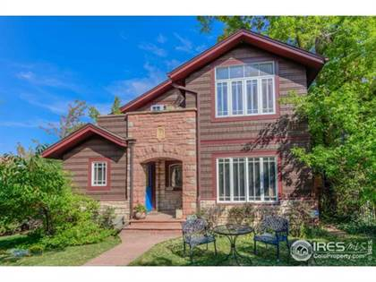 Residential Property for sale in 930 Grant Pl, Boulder, CO, 80302