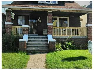 Single Family for sale in 7099 ROWAN Street, Detroit, MI, 48209