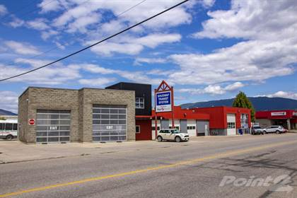Commercial for rent in 481 7th Street SW, Salmon Arm, British Columbia, V1E 1S9