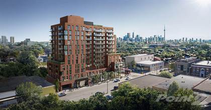 Condominium for sale in St. Clair Village Condos - 900 Saint Clair Avenue West, Toronto, ON, Toronto, Ontario, M6C 1C5