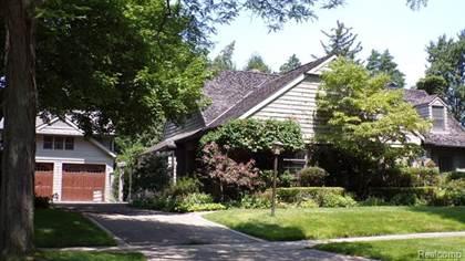 Residential Property for sale in 2130 AVON Lane, Birmingham, MI, 48009
