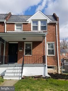 Residential for sale in 5154 STAFFORD ROAD, Baltimore City, MD, 21229