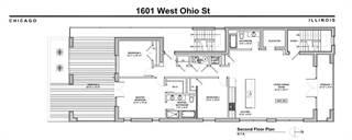 Condo en venta en 1601 West Ohio Street 1, Chicago, IL, 60622