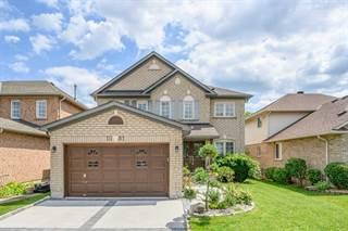 Residential Property for sale in 1081 Augustus Dr, Burlington, Ontario, L7S2L2