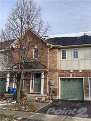 Townhouse for rent in 1777 Hobson Drive, Burlington, Ontario, L7L 7C9