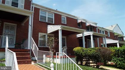 Residential for sale in 1510 KENHILL AVENUE, Baltimore City, MD, 21213
