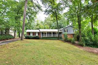Single Family for sale in 6555 Sentry Hill Trail, Sandy Springs, GA, 30328