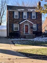 Single Family for sale in 1737 Hampton, Grosse Pointe Woods, MI, 48236