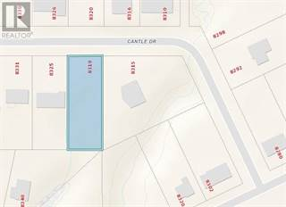 Land for sale in 8319 CANTLE DRIVE, Prince George, British Columbia, V2N6N3