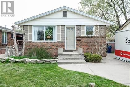 Single Family for sale in 3619 BIRCH, Windsor, Ontario, N9C1Z1