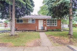 Single Family for sale in 20445 BERG Road, Detroit, MI, 48219