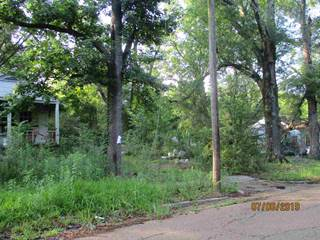 Land for sale in 126 WESTON ST, Jackson, MS, 39209