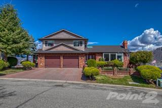 Residential Property for sale in 156 Anvil Crescent, Kamloops, British Columbia, V2C 6E2