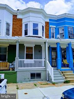 Residential Property for sale in 1660 GORSUCH AVENUE, Baltimore City, MD, 21218
