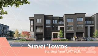 Residential Property for sale in Mila Townhomes, Toronto, Ontario