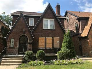 Single Family for sale in 16515 OHIO Street, Detroit, MI, 48221