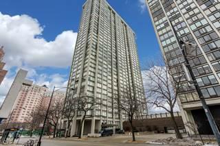 Condo for sale in 5455 North Sheridan Road 710, Chicago, IL, 60640