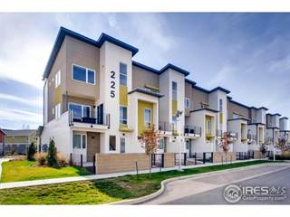 Townhouse for sale in 225 Green Leaf St 1, Fort Collins, CO, 80524