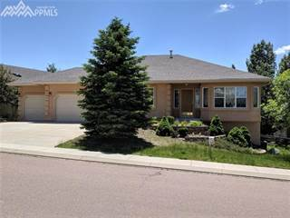 Single Family for sale in 433 Saber Creek Drive, Monument, CO, 80921