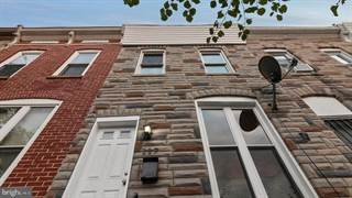 Townhouse for rent in 117 N CLINTON STREET, Baltimore City, MD, 21224