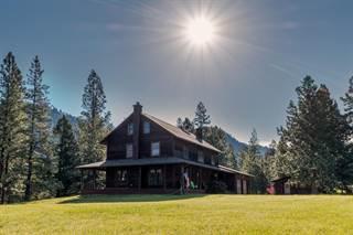 Single Family for sale in 371 Plateau Road, Alberton, MT, 59820