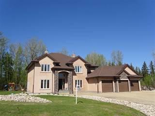 Single Family for sale in 53216 RR 264, Spruce Grove, Alberta