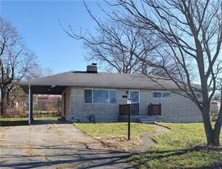 Single Family for sale in 2945 Ralston Avenue, Indianapolis, IN, 46218