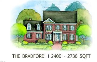 Single Family for sale in MM Bradford II Elizabeth Place Landside Classic, Chesapeake, VA, 23321