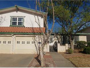 Residential Property for sale in 3124 BERT YANCEY Drive, El Paso, TX, 79936