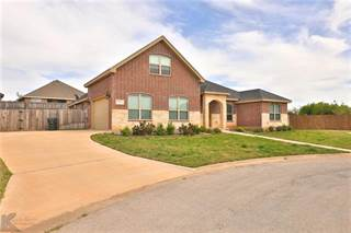 Single Family for sale in 5241 Granite Circle, Abilene, TX, 79606