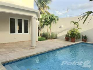 Residential Property for sale in Steps from best beach newly renovated home with pool in gated area, San Juan, PR, 00901